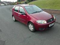 Swap or sale 1'2 fiat punto.
