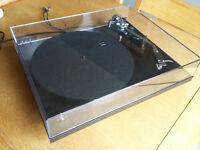 MCP Audio Turntable (Custom Rega Type). High-end audio. Unique.