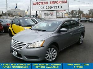 2014 Nissan Sentra 1.8 S All Power Options/Keyless&ABS*35/wkly