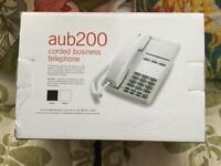 Corded business phones X 2