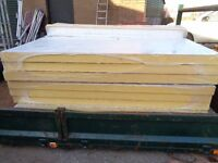 kingspan 100mm sheets