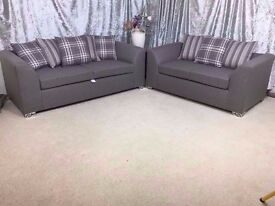 ***SPECIAL OFFER*** BRAND NEW JADE (3+2) SOFA SET OR CORNER SOFA