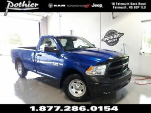 2018 Ram 1500 ST | 8 FT BOX | TRAILER TOW |