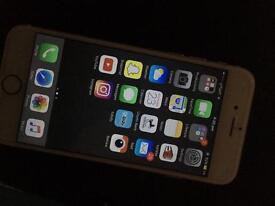 IPHONE 6 GOLD UNLOCKED 64GB