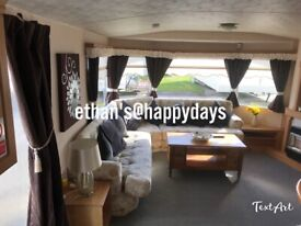 Caravan hire at Happy Days in Towyn 21/22