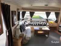 Caravan hire at Happy Days in Towyn