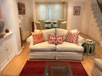 Edge Street , Kensington w8 - Two Bedroom One Bathroom House arranged over 2 Floors - Ideal 4 pers