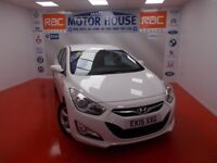 Hyundai i40 CRDI ACTIVE BLUE DRIVE (FREE MOT'S AS LONG AS YOU OWN THE CAR!!!) (white) 2015