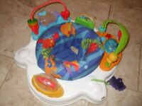 Fisher Price under the sea Jumperoo