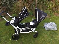 ABC Zoom Tandem Double Buggy