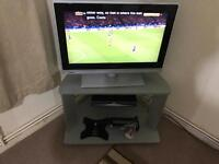 Tv Stand Trolly and 2 Wall Brackets in Crawley