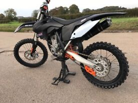 Ktm sxf 350 black edition 2013 clean bike