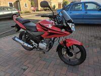 Honda CBF 125 2012 *Low Milage - Quick Sale*