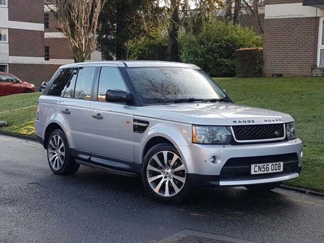 56 PLATE RANGE ROVER SPORT 2 7 DIESEL HSE WITH FULL 2012 AUTOBIOGRAPHY  FACELIFT - PX WELCOME | in Balsall Heath, West Midlands | Gumtree