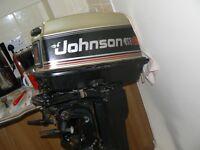 25hp johnson long shaft