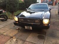Ford Mustang 1977 classic