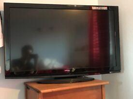 "Hitatchi 42"" inch TV full hd 1080p hdmi working"