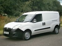 2012(12) Vauxhall Combo LWB CDTi EURO5 L2H1 TWIN SIDE DOORS, ONE OWNER FSH, FINANCE AVAILABLE