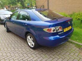Mazda 6 1.8 petrol FSH
