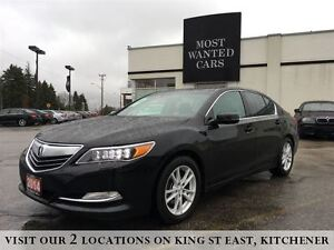 2014 Acura RLX Tech Pkg | NAVIGATION w/ HARD DRIVE