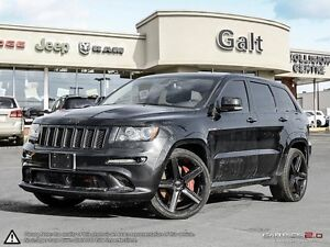 2012 Jeep Grand Cherokee SRT8 | JUST TRADED | NAVIGATION | MOONR