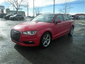 2016 Audi A3 2.0T | AWD | Leather | NO Accidents!