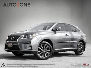 2013 Lexus RX 350 F Sport | HEADS UP | PREMIUM