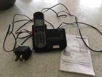 Panasonic cordless telephone