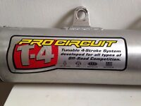 Muffler for KTM 450cc SX