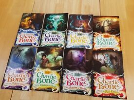 Childrens Books - Charlie Bone Series of 8 Books by Jenny Nimmo Age 8+