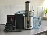 Sage by Heston Nutri Juicer Plus BJE520UK