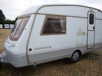Caravan Luxurious lightweight