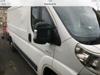 Reliable van.part service history.new clutch and gearbox.few age related marks