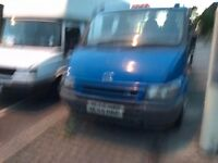 2005 ford transit 2402 diesel 8 months mot and very very good condition any test welcome