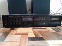 Stereo tuner/amp