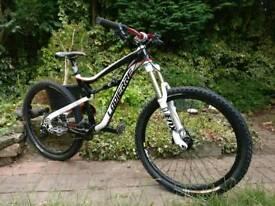Lapierre zesty am 327 mountain bike 2014