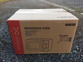 MICROWAVE OVEN DAEWOO WHITE KOR6N35S BRAND NEW IN BOX