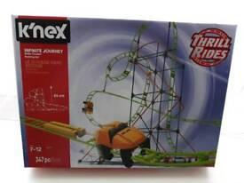K'nex roller coaster set rrp £30