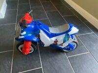 Kids scooter bike
