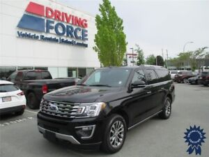 2018 Ford Expedition Limited Max 8 Passenger 4X4, 3.5L EcoBoost