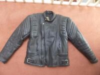 Akito Motorbike Leather Jacket
