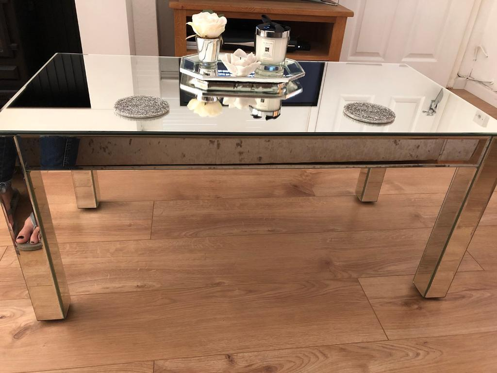 Debenhams Mirrored Coffee Table In Welwyn Garden City Hertfordshire Gumtree