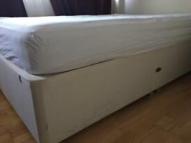 Total CLEARENCE... Orthopaedic Double Size Mattress + Double Bed