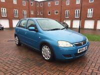Vauxhall Corsa 1.2 Design 5 Door New Mot