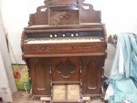 treadle organ in working condition for sale