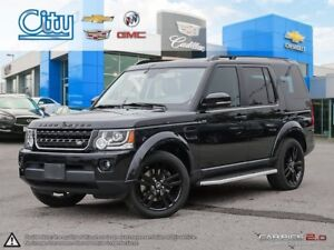 2016 Land Rover LR4 ** OFF LEASE LEATHER SUNROOF NAV  3RD ROW **