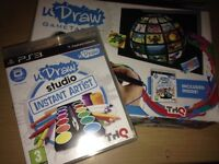 PS3 udraw and game