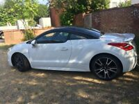 Peugeot RCZ 1.6 THP R Petrol. Low mileage, rare model.