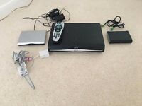 Sky HD+ Box, Sky HD Remote plus accessories