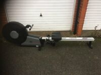 JOHNSONS A3 AIR SYSTEM ROWING MACHINE rrp £399
